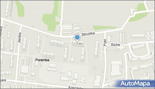 Krecik, ul. Stanisława Struzika 6A, Zabrze 41-806 - Przedsiębiorstwo, Firma, NIP: 6561476743