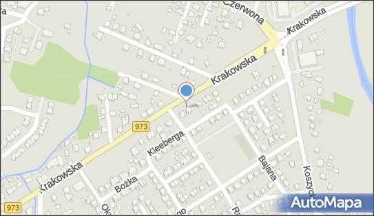 Krzysztof Kaleta Kris, Krakowska 220, Tarnów 33-100 - Przedsiębiorstwo, Firma, NIP: 9930657489