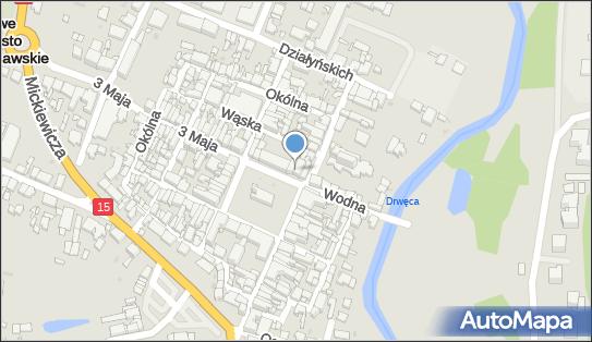 Kuchnia Domowa Rynek 14 Nowe Miasto Lubawskie 13 300 Przedsiebiorstwo Firma Nip 8771413170
