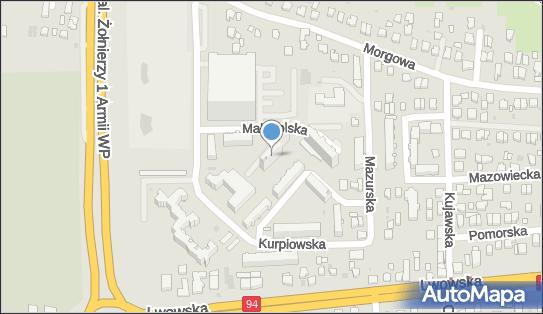 Kupiec Kolporter Worosz, Małopolska 4, Rzeszów 35-620 - Przedsiębiorstwo, Firma, NIP: 8131220835