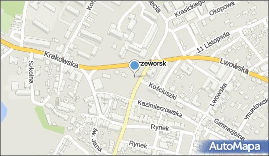 Kwiaciarnia, ul. Grunwaldzka N/N, Przeworsk 37-200 - Przedsiębiorstwo, Firma, NIP: 7940000910
