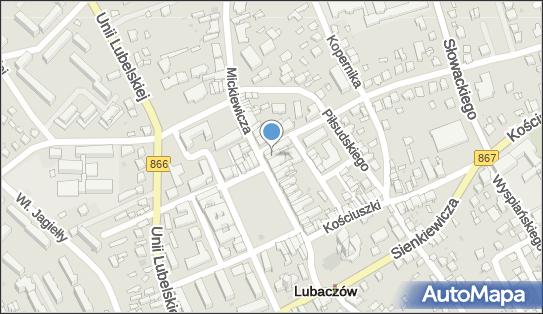 Lubex z Słotwiński M Konieczny, Rynek 1, Lubaczów 37-600 - Przedsiębiorstwo, Firma, NIP: 7931103266