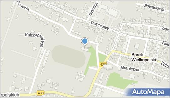 Kluby i stowarzyszenia - Urzd Miejski w Borku Wielkopolskim