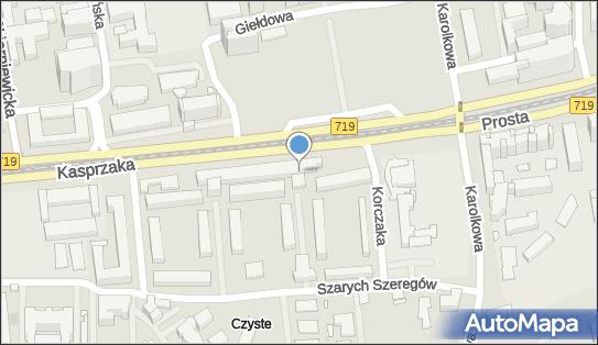 Łukasz Przybycień L P, ul. Marcina Kasprzaka 7, Warszawa 01-211 - Przedsiębiorstwo, Firma, NIP: 6871747449