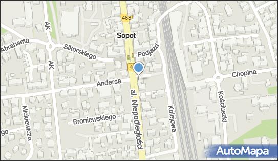 Luxmedia, al. Niepodległości 769, Sopot 81-838 - Przedsiębiorstwo, Firma, numer telefonu, NIP: 5851401606