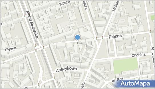 M+G, Piękna 15, Warszawa 00-549 - Przedsiębiorstwo, Firma, numer telefonu, NIP: 7010105655