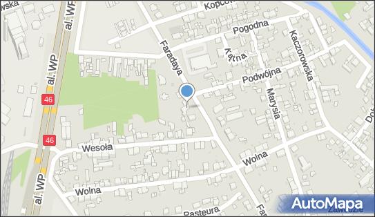 MADA, ul. Faradaya 36, Częstochowa 42-202 - Przedsiębiorstwo, Firma, numer telefonu, NIP: 9492026411