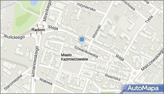 Marek Gospodarczyk, ul. Szwarlikowska 10, Radom 26-600 - Przedsiębiorstwo, Firma, NIP: 9482247665