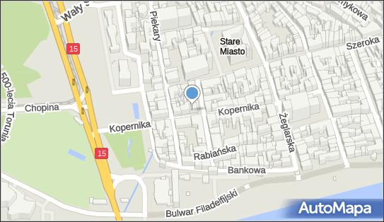 Mariola Kasak Apartamenty Kopernika, ul. Mikołaja Kopernika 34 87-100 - Przedsiębiorstwo, Firma, NIP: 9561041981
