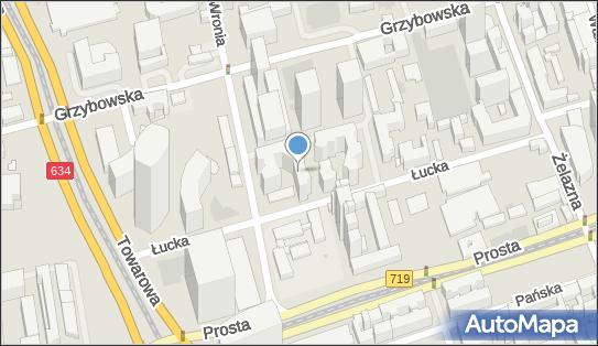 Maritex, ul. Łucka 20, Warszawa 00-845 - Przedsiębiorstwo, Firma, numer telefonu, NIP: 7321326022