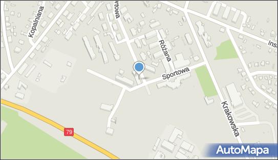 Marketing Center J Kos R Nowak, Sportowa 3, Jaworzno 43-600 - Przedsiębiorstwo, Firma, NIP: 6321832670