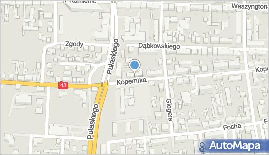 Martyna Paciorkowska, Kopernika Mikołaja 52, Częstochowa 42-217 - Przedsiębiorstwo, Firma, NIP: 9492151694