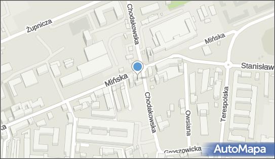 Maxsrebro, Chodakowska 33, Warszawa 03-815 - Przedsiębiorstwo, Firma, NIP: 1130931329