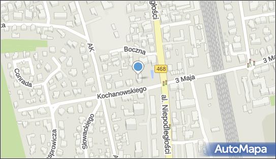 Mayar, ul. Jana Kochanowskiego 2, Sopot 81-850 - Przedsiębiorstwo, Firma, NIP: 5851365649