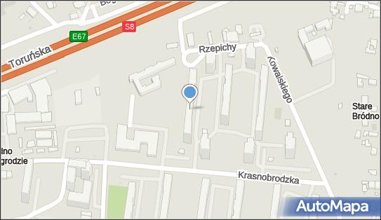 Mazap, Krasnobrodzka 13, Warszawa 03-214 - Przedsiębiorstwo, Firma, NIP: 5311189108