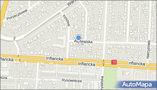 Mechanika i Blacharstwo Pojazdowe, Admiralska 5, Łódź 91-857 - Przedsiębiorstwo, Firma, NIP: 7262163037