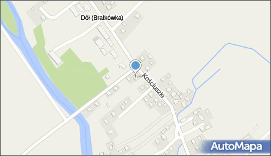 Mechanika Samochodowa Jan Dziadosz, Bratkówka 18, Bratkówka 38-406 - Przedsiębiorstwo, Firma, NIP: 6841046742