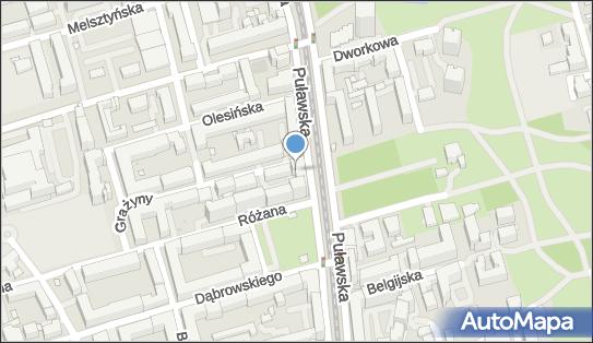 Metab, ul. Grażyny 1, Warszawa 02-648 - Przedsiębiorstwo, Firma, NIP: 5241901776
