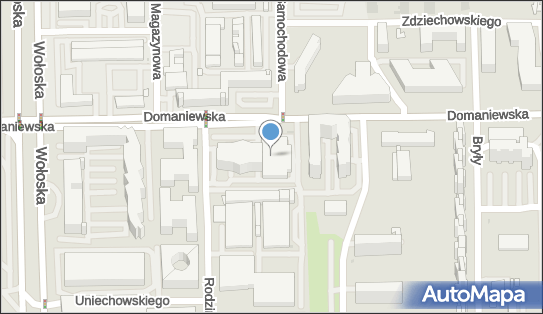 Metropolis BTL, Domaniewska 37, Warszawa 02-672 - Przedsiębiorstwo, Firma, numer telefonu, NIP: 5213568106