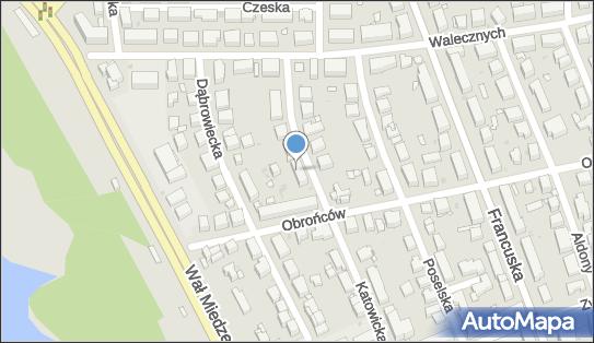 Metropolis, Katowicka 21, Warszawa 03-932 - Przedsiębiorstwo, Firma, NIP: 7262224827