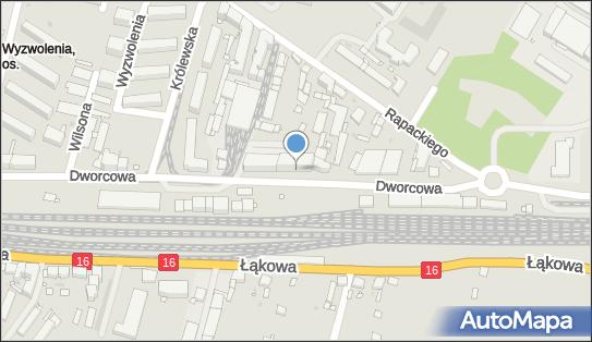 MG Projekt, Dworcowa 53, Grudziądz 86-300 - Przedsiębiorstwo, Firma, NIP: 5811084105