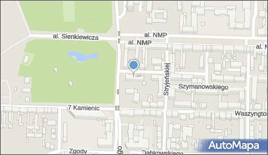 Miastoprojekt Częstochowa, ul. Szymanowskiego 15, Częstochowa 42-201 - Przedsiębiorstwo, Firma, numer telefonu, NIP: 5732280898