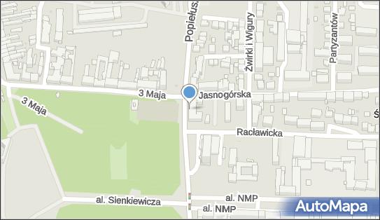 Miejski Zarząd Dróg i Transportu w Częstochowie, Częstochowa 42-217 - Przedsiębiorstwo, Firma, numer telefonu, NIP: 5732331963