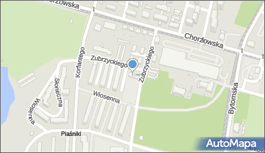 Miejskie Przedszkole nr 8, ul. Juliana Zubrzyckiego 10 41-605 - Przedsiębiorstwo, Firma, numer telefonu