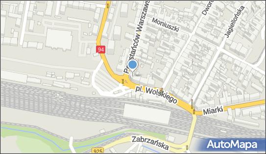 Mini Bar, Powstańców Warszawskich 2, Bytom 41-902 - Przedsiębiorstwo, Firma, NIP: 6262126515