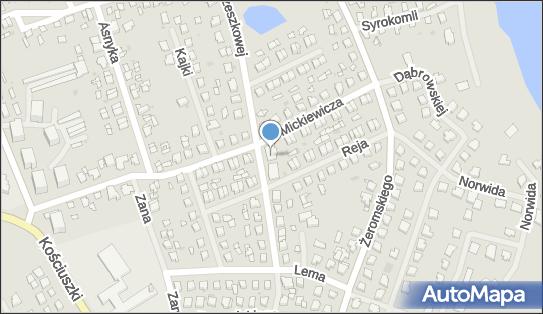 Mini Bazar, ul. Orzeszkowej 3 B, Olecko 19-400 - Przedsiębiorstwo, Firma, NIP: 8471224252