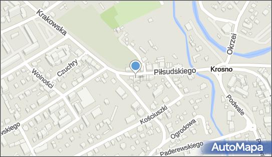 MK-Serwis Monika Jurasz, Piłsudskiego Józefa, marsz. 51, Krosno 38-400 - Przedsiębiorstwo, Firma, NIP: 8191667586