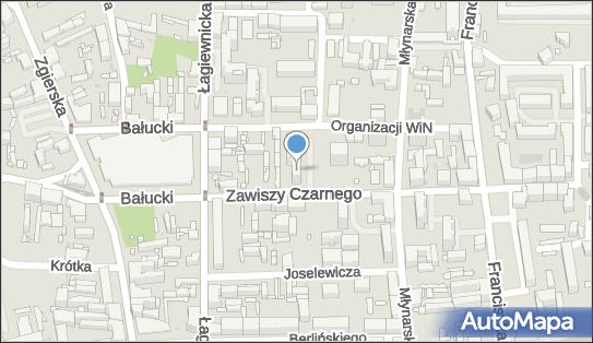 MKK Trimed, Zawiszy Czarnego 10, Łódź 91-829 - Przedsiębiorstwo, Firma, numer telefonu, NIP: 7262595676