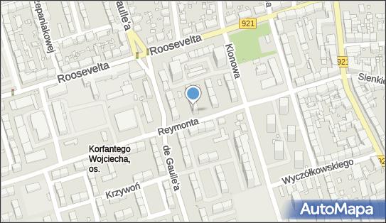 MKR Consulting Marek Kras, Reymonta Władysława 13, Zabrze 41-800 - Przedsiębiorstwo, Firma, NIP: 6482588531