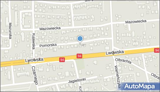 Mnich, Lwowska 103, Rzeszów 35-301 - Przedsiębiorstwo, Firma, numer telefonu, NIP: 8131005031