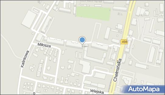 Mobilny Salon Urody Kinga Wiśniewska, Chełmińska 108c, Grudziądz 86-300 - Przedsiębiorstwo, Firma, NIP: 8761751445