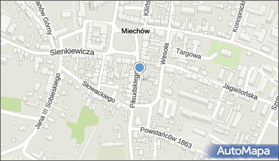 Monika Michta Salon Fryzjerski Ul Józefa Piłsudskiego 7 32 200