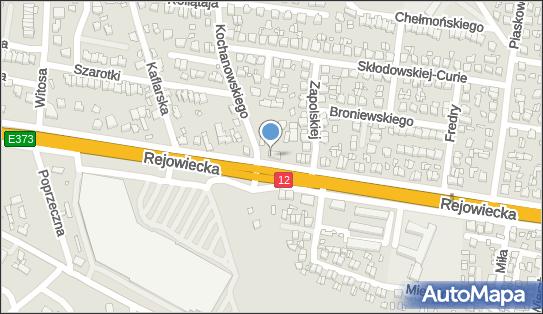 Monika Szelest - Działalność Gospodarcza, ul. Rejowiecka 71 22-100 - Przedsiębiorstwo, Firma, NIP: 5631156783