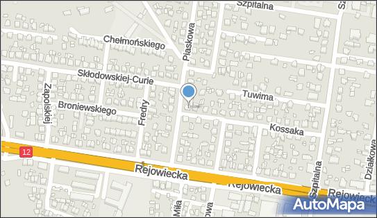 Msconnect, ul. Wojciecha Kossaka 30, Chełm 22-100 - Przedsiębiorstwo, Firma, numer telefonu, NIP: 5632320227