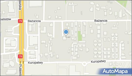 Multi-Vet Przemysław Kępa, Bażancia 49F, Warszawa 02-892 - Przedsiębiorstwo, Firma, NIP: 5212496646