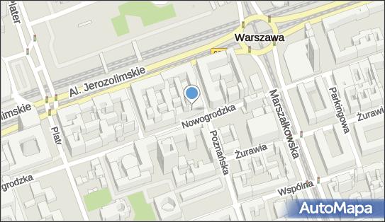 New Direct It, Nowogrodzka 42, Warszawa 00-695 - Przedsiębiorstwo, Firma, numer telefonu, NIP: 7010355636