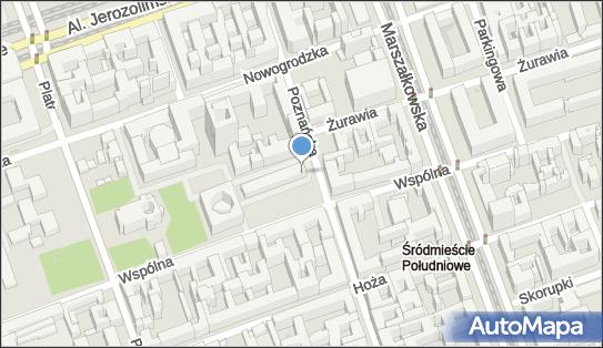 Noclegi.pl, Wspólna 56, Warszawa 00-687 - Przedsiębiorstwo, Firma, numer telefonu
