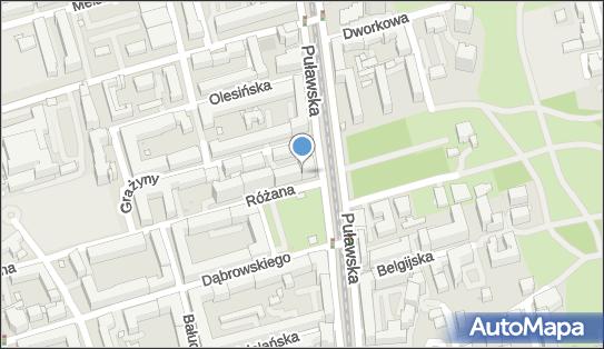 Nostra, Różana 2, Warszawa 02-548 - Przedsiębiorstwo, Firma, numer telefonu, NIP: 5272588317