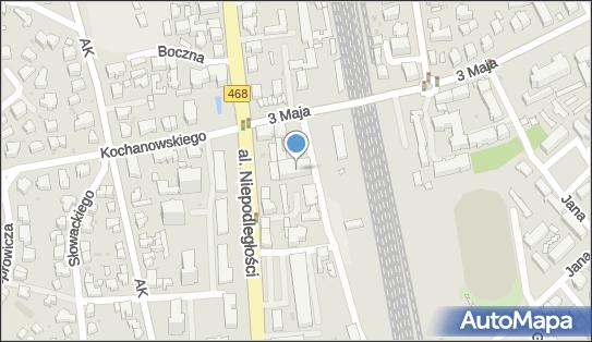 Nowa Scena, 3 Maja 67-69, Sopot 81-850 - Przedsiębiorstwo, Firma, numer telefonu, NIP: 5851446750