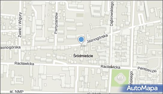 Nowa, ul. Jasnogórska 47, Częstochowa 42-200 - Przedsiębiorstwo, Firma, NIP: 5732647979