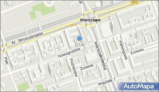Nowogrodzka Nieruchomości, Nowogrodzka 38 m. 4, Warszawa 00-691 - Przedsiębiorstwo, Firma, godziny otwarcia, numer telefonu