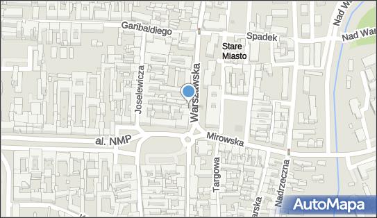 NUFF, Warszawska 3, Częstochowa 42-202 - Przedsiębiorstwo, Firma, NIP: 5732675450