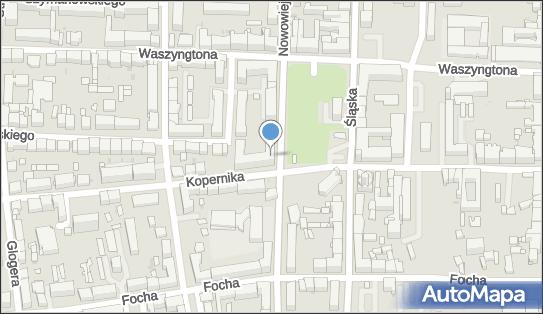 Nuntius, ul. Nowowiejskiego 14, Częstochowa 42-217 - Przedsiębiorstwo, Firma, numer telefonu, NIP: 5732779758