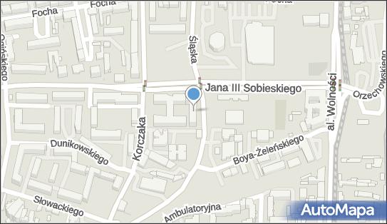 NZOZ Laboratorium Alergo Diagnostics, ul. Jana III Sobieskiego 7A 42-217 - Przedsiębiorstwo, Firma, numer telefonu, NIP: 9490785940