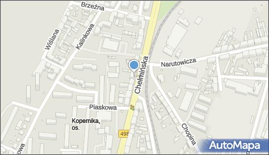 Oknosfera Sylwia Dobuszewska, Chełmińska 52, Grudziądz 86-300 - Przedsiębiorstwo, Firma, NIP: 8762163437