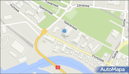 Olmar Centrum Delta, Portowa 18, Kołobrzeg 78-100 - Przedsiębiorstwo, Firma, NIP: 6711812190